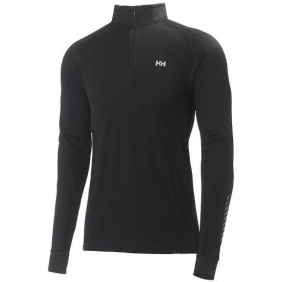 Helly Hansen HH Dry Charger 1/2 Zip - Black