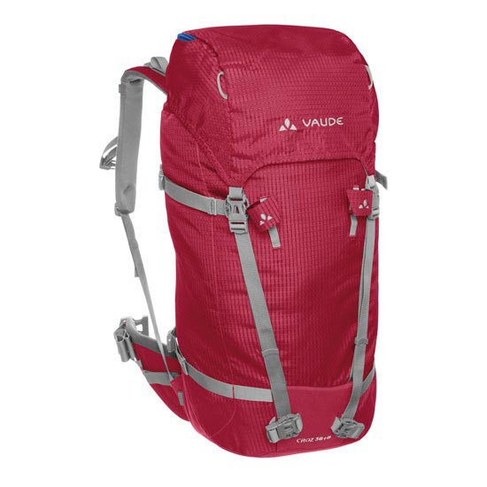 Vaude Croz 48+8 - Indian Red