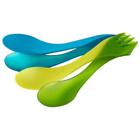 Light My Fire Spork Original 4 Pack -