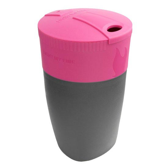 Light My Fire Pack-Up-Cup Fuxia - Fuxia
