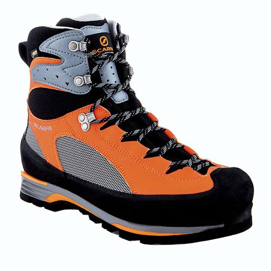 Scarpa Charmoz Pro Gtx - Gray/Orange