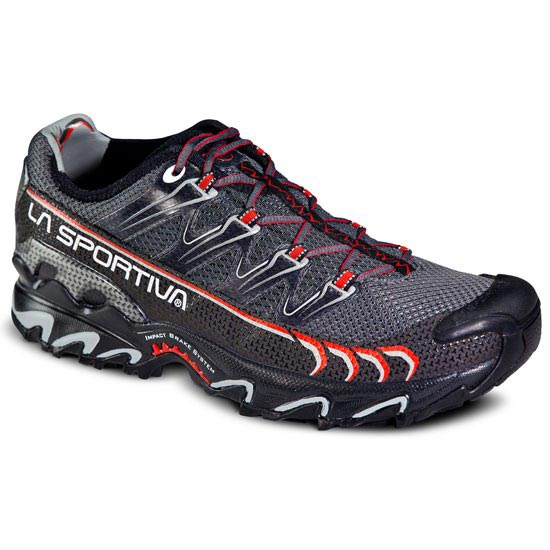 La Sportiva Ultra Raptor - Red/Grey