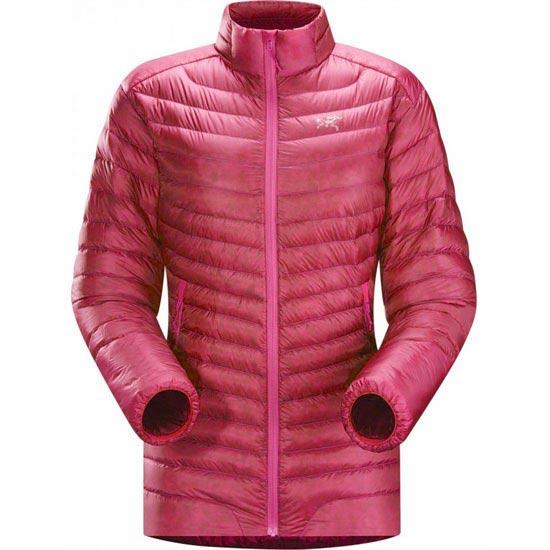 Arc'teryx Cerium SL Jacket W - Ruby Sunrise
