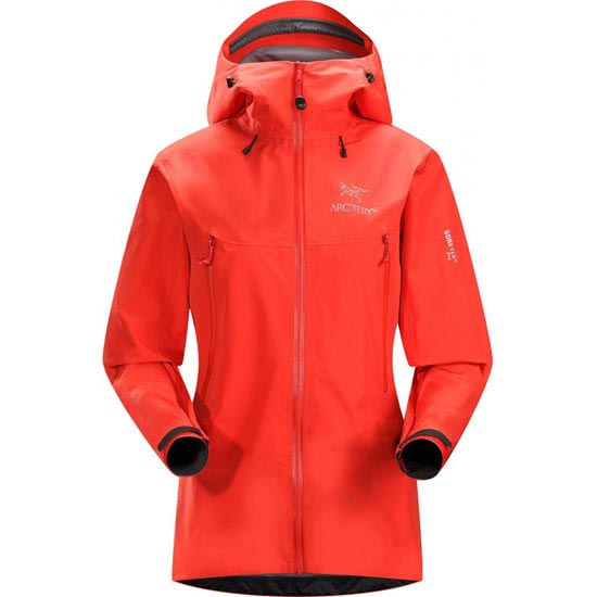 Arc'teryx Beta LT Jacket W - Firefly