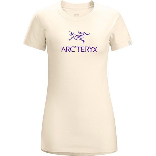 Arc'teryx Arc'word SS T-Shirt W - Vintage Ivory