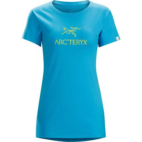 Arc'teryx Arc'word SS T-Shirt W - Vultee Blue