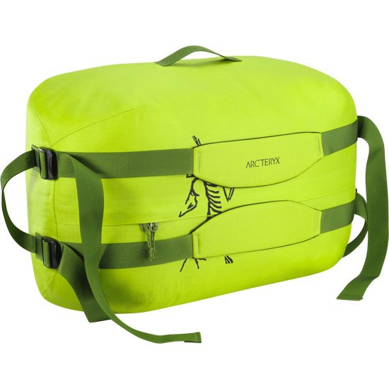 Arc'teryx Carrier Duffle 50 - Mantis Green