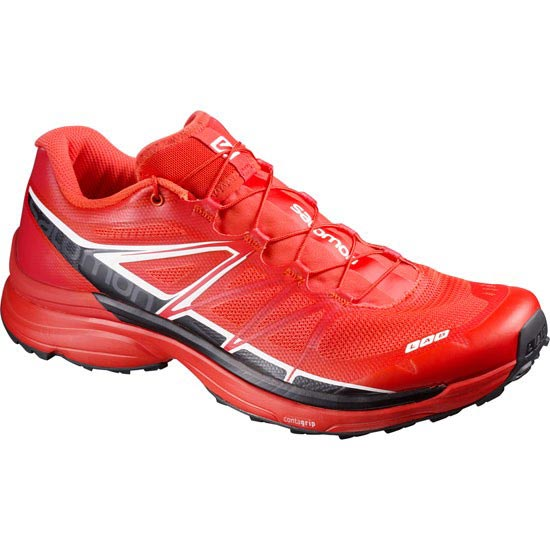 Salomon S-Lab Wings 7 - RD/BK/WH