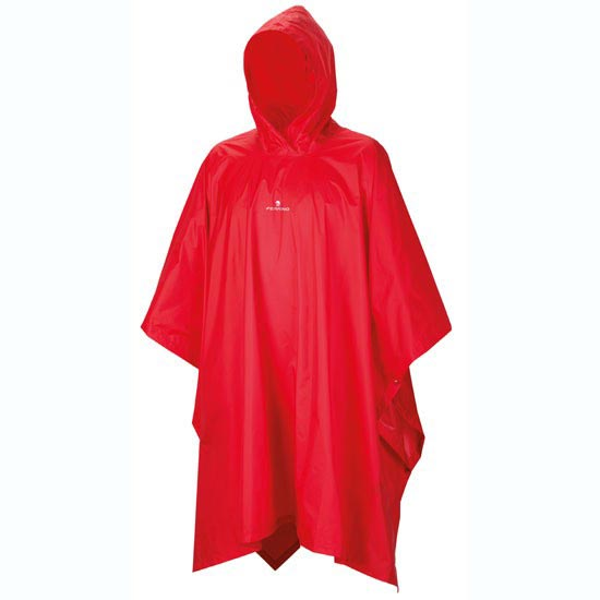 Ferrino R-Cloak Poncho - ARR Red