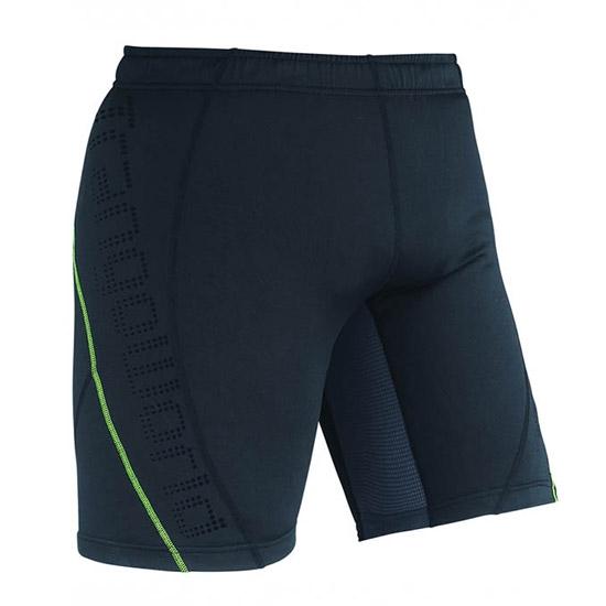 Trangoworld Golm Short - Negro/Verde