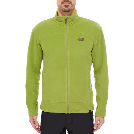 The North Face 100 Glacier Full Zip - Photo de détail