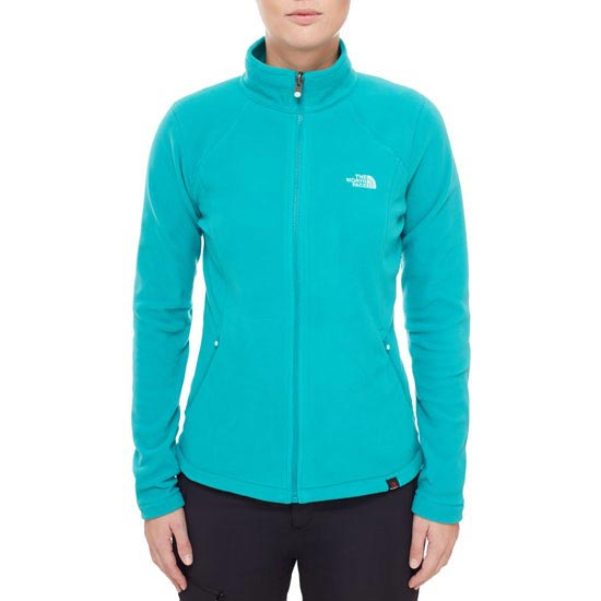 The North Face 100 Glacier Full Zip W - Photo de détail