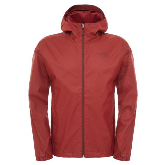 The North Face Quest Jacket - Brick House Red