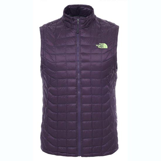 The North Face Thermoball Vest - Dark Eggplant Purple