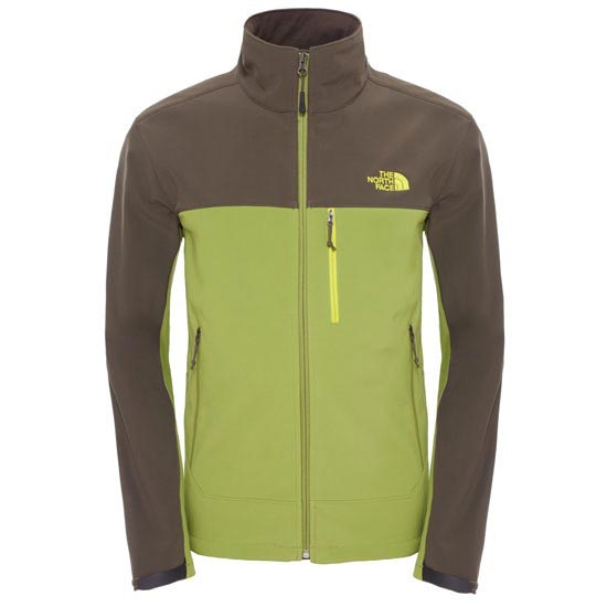 The North Face Apex Bionic Jacket - Grip Green/Black Ink Green