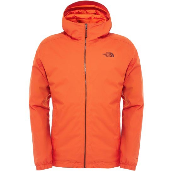 The North Face Quest Insulated Jacket - Acrylic Orange