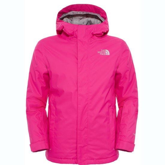 The North Face Snowquest Jacket Jr - Luminous Pink