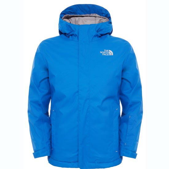 The North Face Snowquest Jacket Jr - Monster Blue