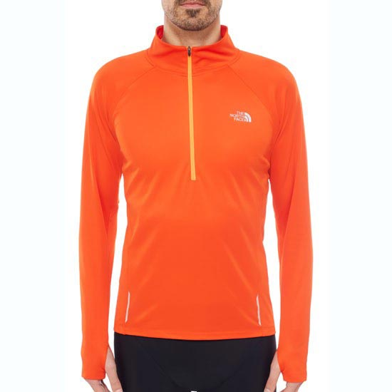 The North Face Isolite 1/2 Zip - Foto de detalle