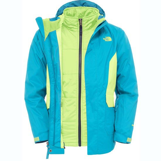 The North Face Boundary Triclimate Jacket Jr - Enamel Blue