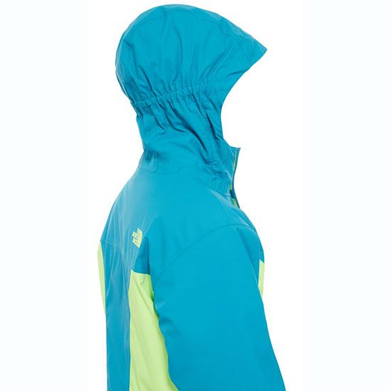 The North Face Boundary Triclimate Jacket Jr - Foto de detalle