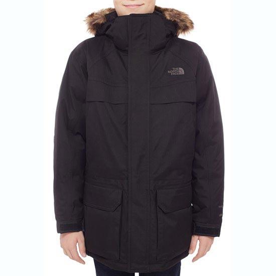 The North Face Boy's McMurdo Down Parka - Photo de détail