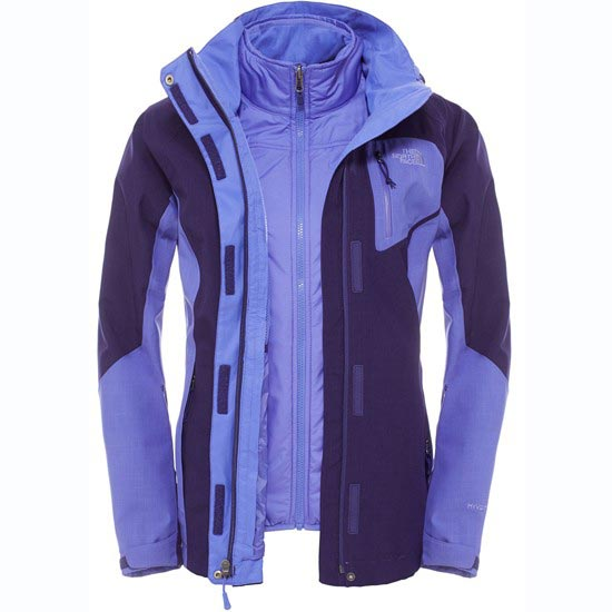 triclimate north face zenith