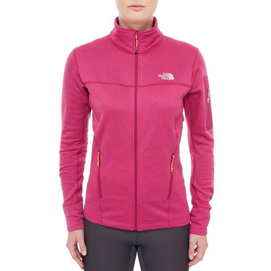The North Face Kyoshi Full Zip Jacket W - Photo de détail