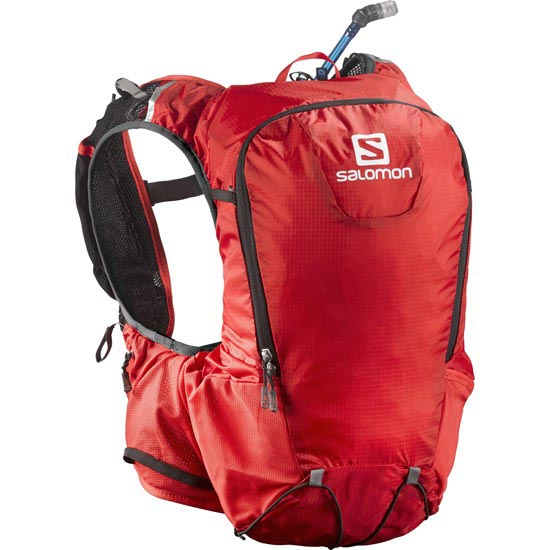 Salomon Skin Pro 15 Set - Red/Black