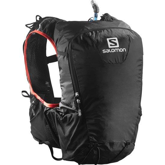 Salomon Skin Pro 15 Set - Black/Red