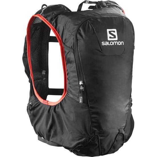 Salomon Skin Pro 10 Set - Black/Red