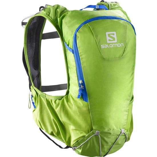 Salomon Skin Pro 10 Set - Granny Green