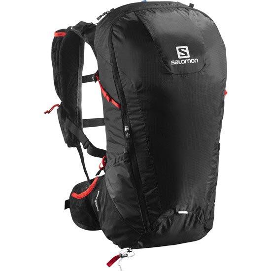 Salomon Peak 30 - Black/Bright Red