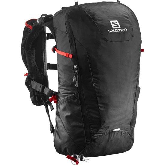 Salomon Peak 20 - Black/Bright Red