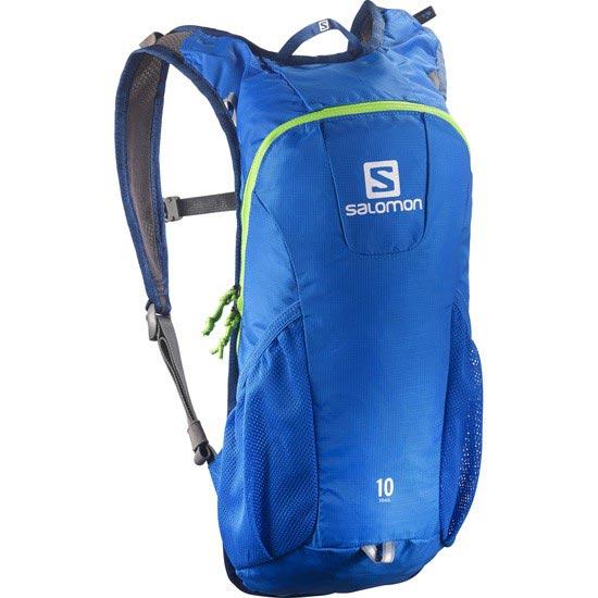 Salomon Trail 10 - Union Blue/Green