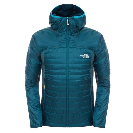 The North Face DNP Hooded Jacket - Depth Green