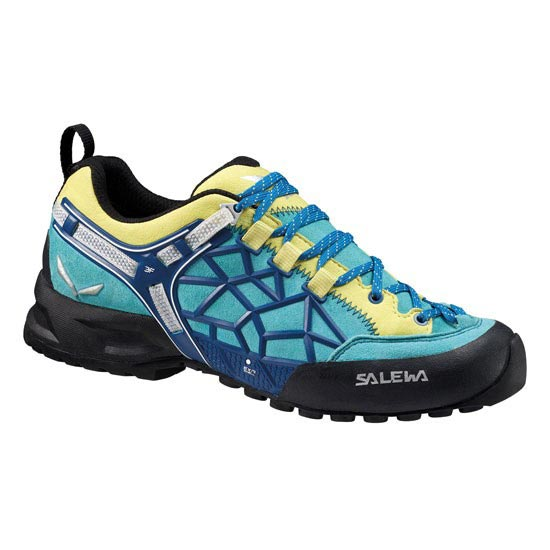 Salewa Wildfire Pro W - Bright Acqua/Reef