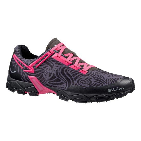 Salewa Lite Train W - Black/Pinky