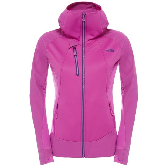 The North Face Jackster Hybrid Hoodie W - Magic Magenta