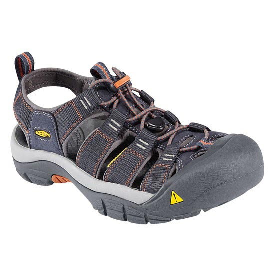 Keen Newport H2 homme - India Ink/Rush