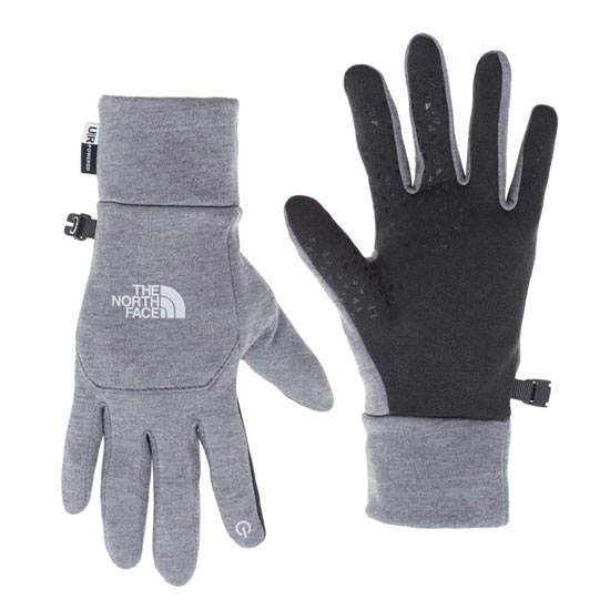 The North Face Etip Glove W - High Rise Grey Heather
