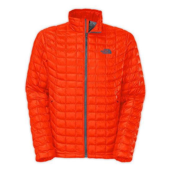 The North Face Thermoball Full Zip Jacket - Seville Orange