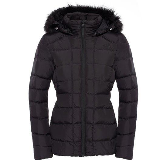 The North Face Gotham Jacket W - TNF Black/TNF Black
