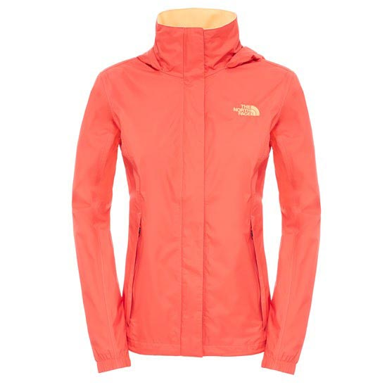 The North Face Resolve Jacket W - Melon Red