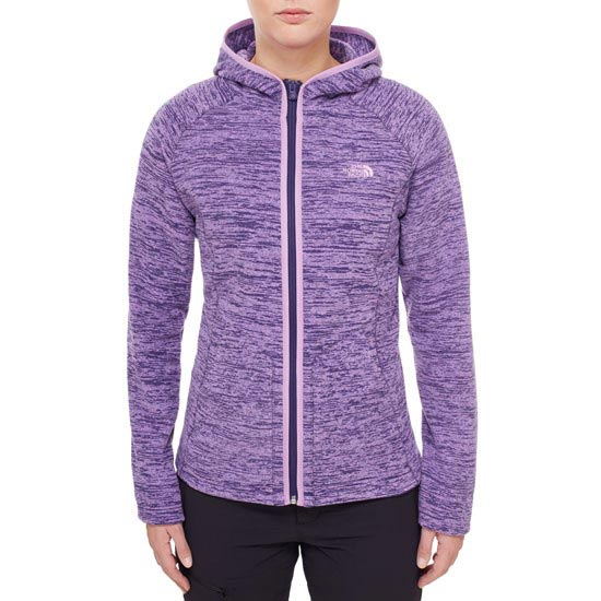 The North Face Nikster Full Zip Hoodie W - Photo de détail