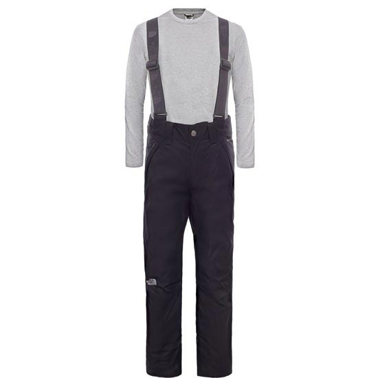 The North Face Snowquest Suspender Pant B - TNF Black