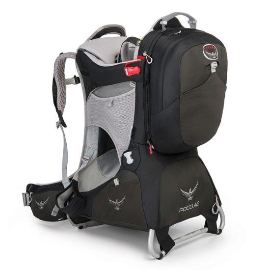 Osprey Poco AG Premium - Black