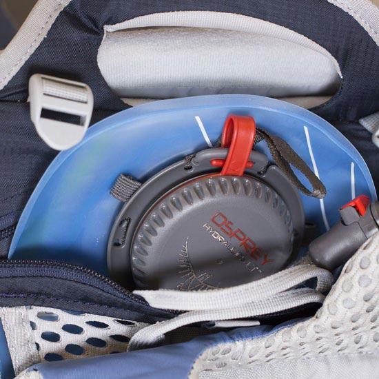 Osprey Poco AG Premium - Photo of detail