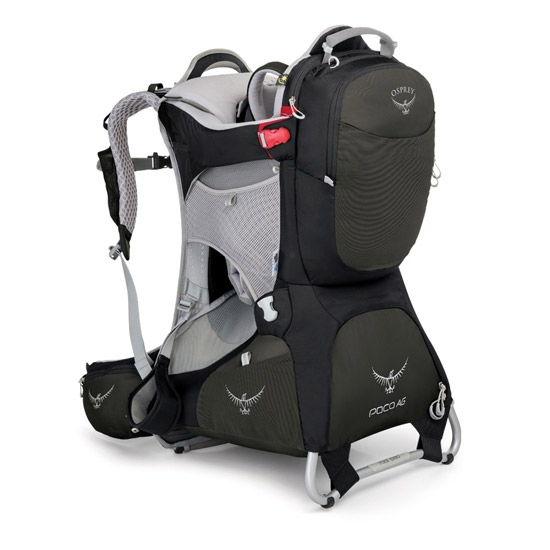 Osprey Poco AG Plus - Black