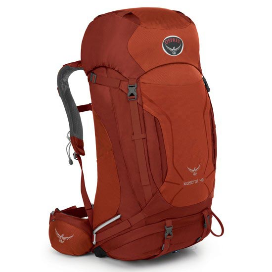 Osprey Kestrel 58 - Dragon Red